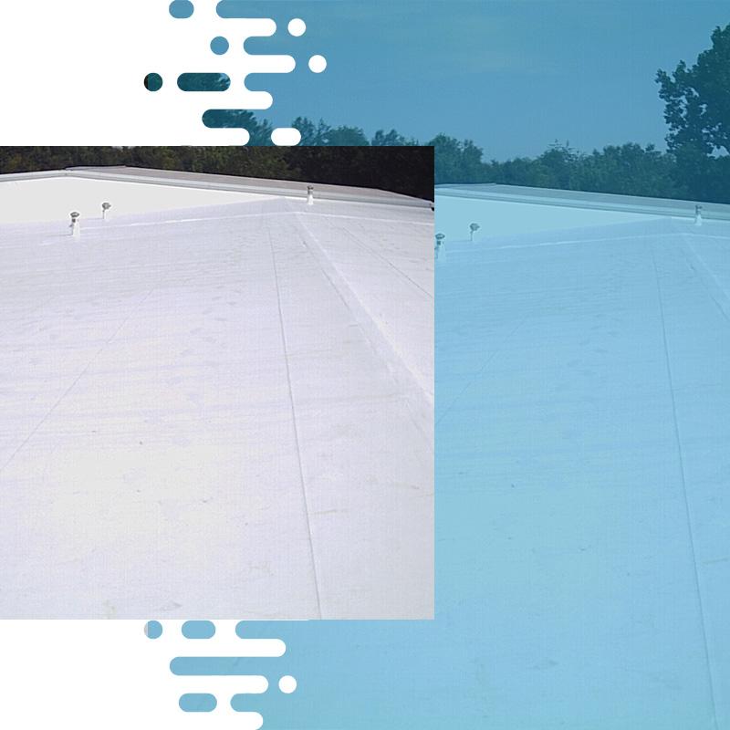 Acrylic waterproofing Technique