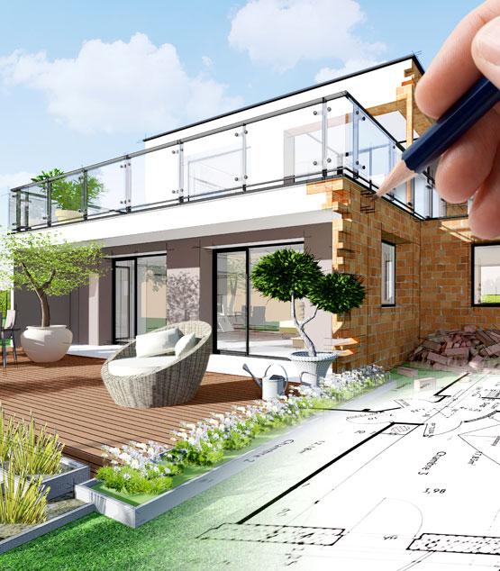 Accomplish Your Dream House